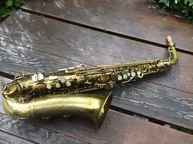 Conn 26m 'Connqueror' Alto Saxophone