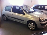 \\ JUST ARRIVED // 03 CLIO 1.2 DYNAMIQUE BILLABONG, 66000 MILES, 2 OWNERS.