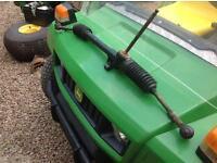 John Deere gator steering rack