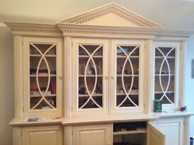 Large White Cabinet for sale