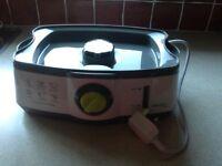 Sensio Home Steama 3 Tier Electric Food Steamer
