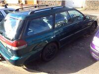 Subaru Legacy estate auto Lpg Reduced bargin 299