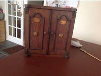 Antique box/unit