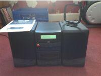 JVC Micro Stereo System