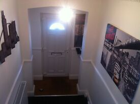 A newly decorated fully furnished one bedroom flat for rent in Barking for a Single Professional
