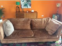 David Sankey sofas x 2. Bought from East of Here.