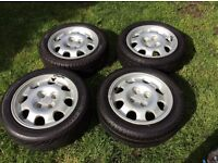 Peugeot 205 309 306 Gti wheels and tyres .