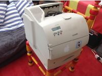 Lexmark optra T612 laser printer
