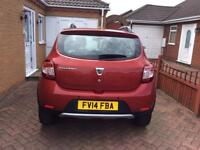 2014 DACIA STEPWAY FOR SALE LOW MILEAGE