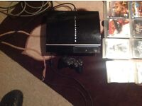 PLAYSTATION 3 PLUS 15 GAMES