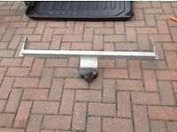 Tow bar frame very sturdy and well made.