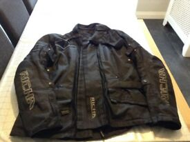 Richa Armoured Jacket and Trouser set size XXXL