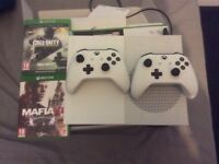 Xbox One 1tb Console plus Games