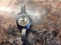 Oris women's automatic vintage watch