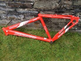 Specialised bike frame 17 inch