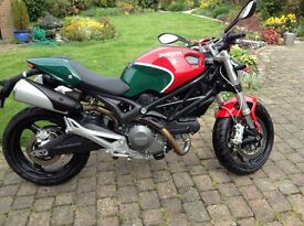 Mint Ducati 696 only 1195 miles