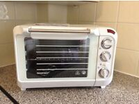 Silver Crest worktop oven and grill
