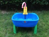 Step 2 kids play sink water play