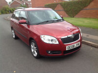 Skoda Fabia 3 Tdi 5dr Estate 2008 Top Spec