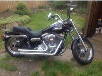 Harley Davidson Super Glide Custom FXDC