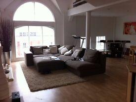 DOUBLE ROOM in superb City Centre PENTHOUSE - Wolverhampton