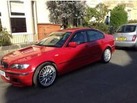 BMW 325 MSPORT!!! MOT til Oct!! Good condition very clean car!! Looking for a quick sale!!!