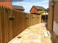 Fencing and fence repairs all types of fencing supplied and fitted