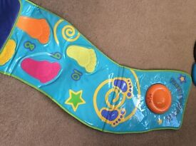 ELC Funky Footprints play mat