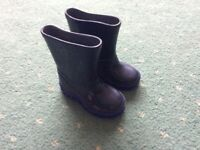 Toddler wellies size 5