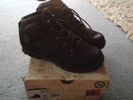 Firetrap black boots