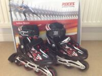 Inline skates, used but good condition