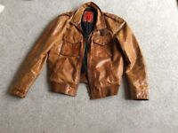 Ashwood Men's Brown Leather Jacket