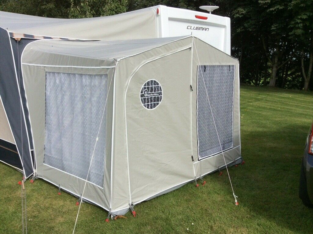 Isabella 250 tall awning Annex