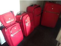 Nest of suitcases ,in very good condition
