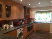 KITCHEN & MATCHING MORNING ROOM + APPLIANCES - Substantial number of good quality units