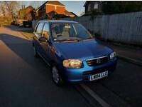 Suzuki Alto - Cheap runabout, £30 for a year on tax