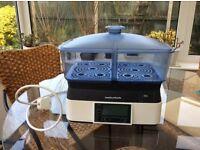 Murphy Richards Intellisteam Compact Food Steamer