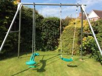 TP Swing and Skyride Set