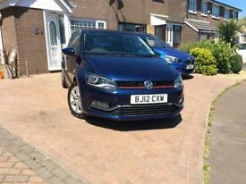 DESIRABLE VW POLO 1.4 DSG AUTOMATIC, ONLY 28667 MILES, FULL SERVICE HISTORY.