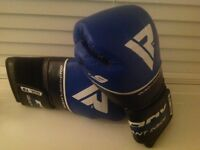 RDX T9 ACE LEATHER BOXING GLOVES (New)