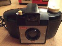Vintage Brownie 127 Camera