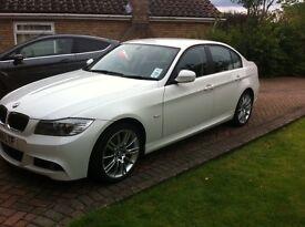 BMW 318D Performance edition