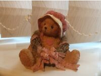 Cherished Teddies - PRISCILLA 'love surrounds our friendship'