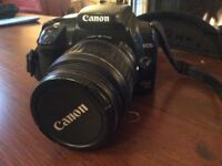 Canon Rebel XTI DSLR Camera, with loads of equipment and accessories