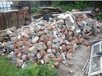 FREE hard core for collection in chaddesden easy to load