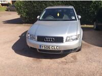 AUDI A4 TRIPTONIC 6 SPEED GEAR 2 LITRE ENGINE (PETROL)