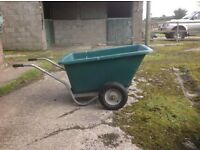 Extra large wheelbarrow For your stables