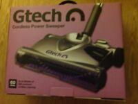 Gtech Power Sweeper