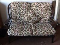 2 seater chair/ sofa wood frame