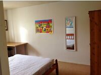 Flatshare. Large double room, no deposit, council tax, service charges or water rates